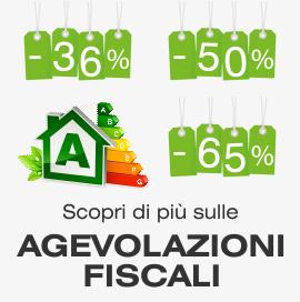 detrazione e agevolazione fiscale